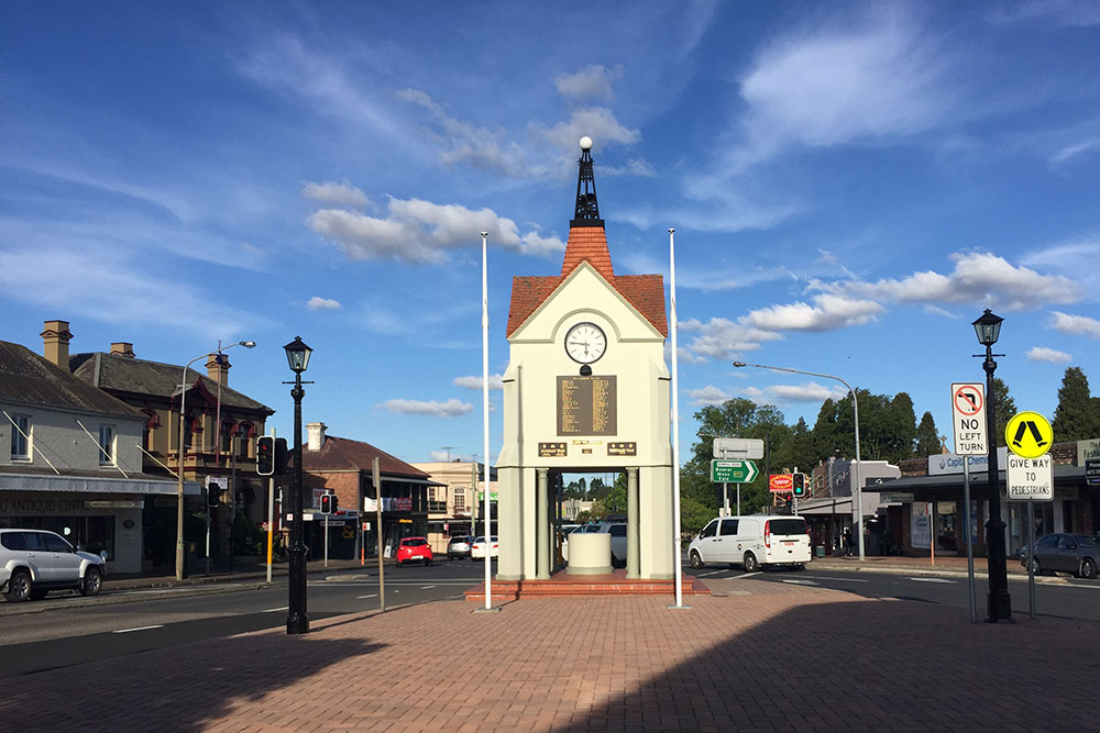 Mittagong Clock Lighting Upgrade, Power by Watts, Electrical projects