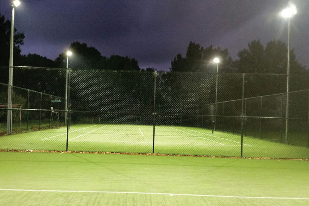 Jamberoo Tennis Club, Power by Watts, Electrical projects