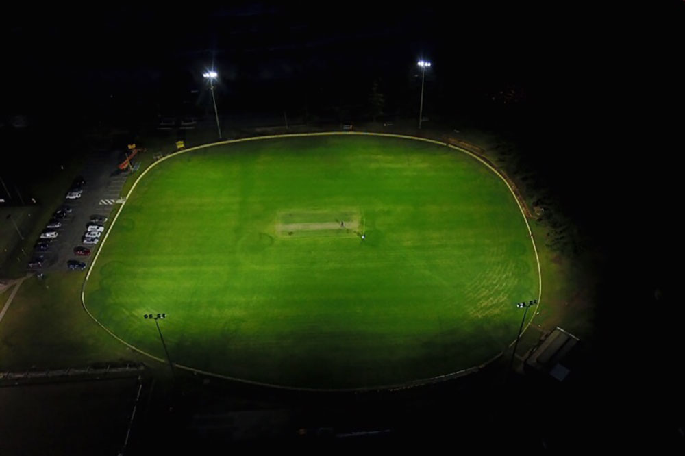 Port Macquarie Sports Lighting, Power by Watts, Electrical projects