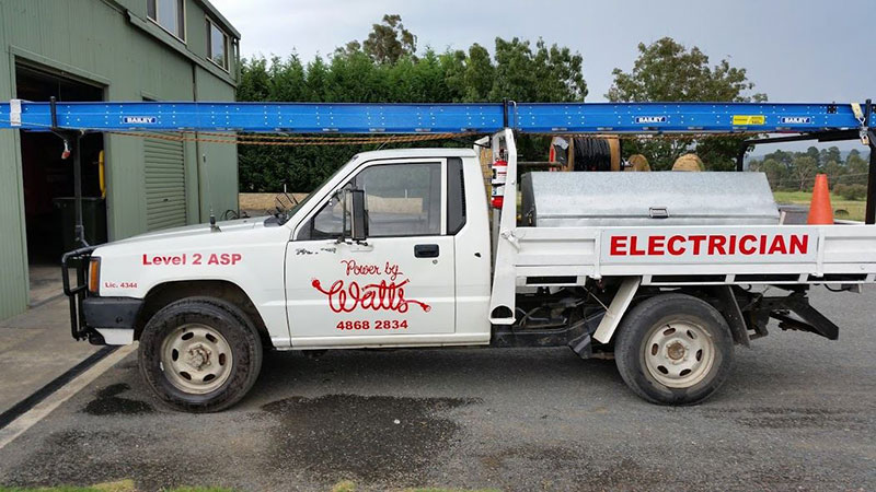 Level 2 ASP, Power By Watts, Southern Highlands Electrician